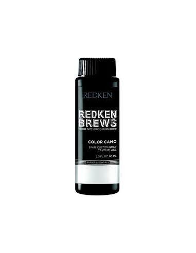 Redken Brews Color Camo scuro 3 x 60 ml