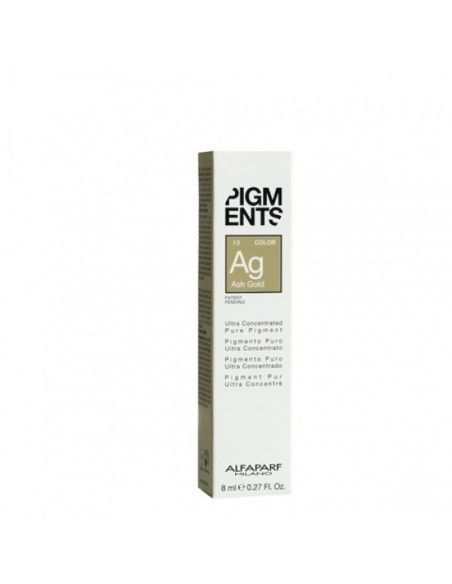 Alfaparf Pigments Ash Gold 8 ml