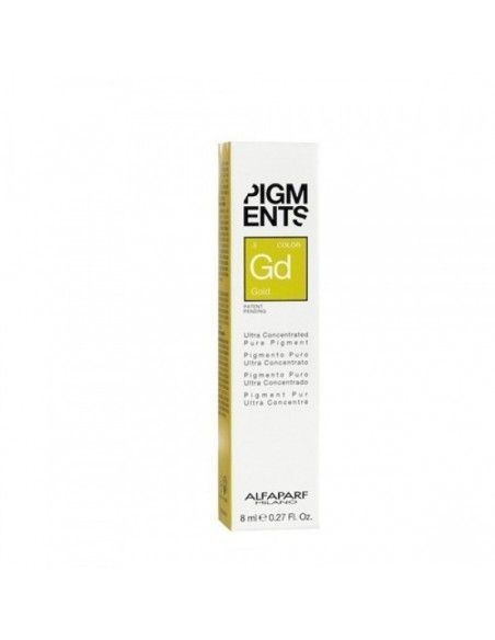 Alfaparf Pigments Gold 8 ml