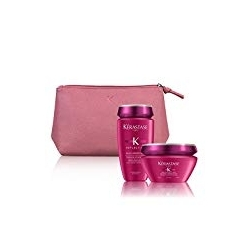 Kerastase Reflection Bain Chromatique + Mask Chromatique spessi & pochette omaggio