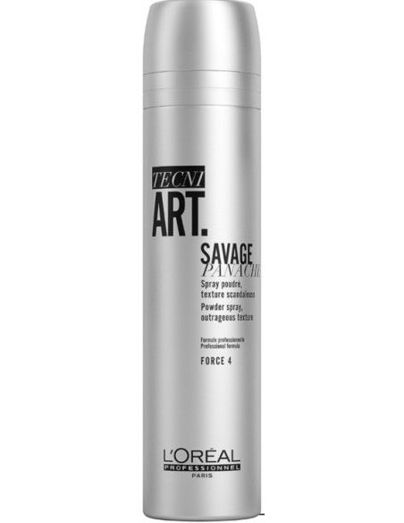 L'Oreal Professionnel Tecni Art Savage Panache 250 ml