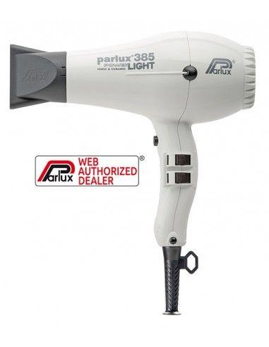 Parlux 385 Powerlight bianco phon asciugacapelli