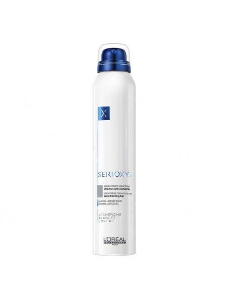 L'Oreal Serioxil Spray Colorato  Volumizzante Grigio  200 ml