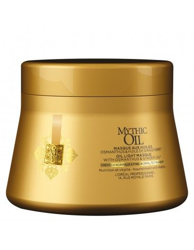 Mythic oil Crema Cap Norm/Fini 200 ml