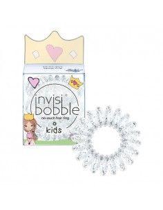 Invisibobble Kids Trasparente x 3 pz