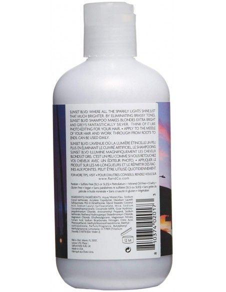 R+CO Sunset Blvd Blonde Shampoo 241 ml