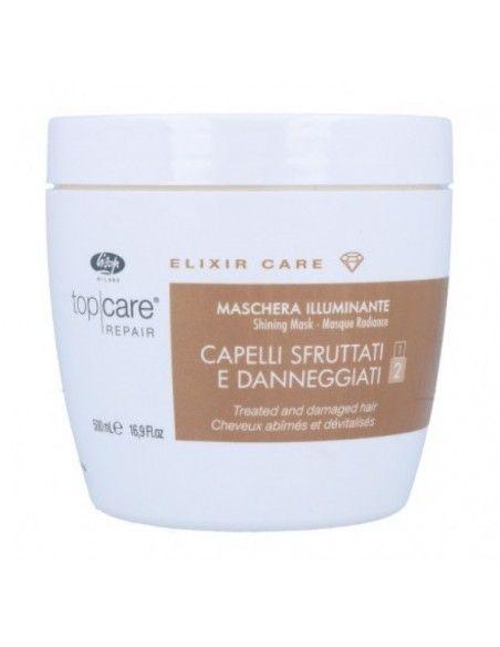 Lisap Elixir Care Maschera Capelli Danneggiati 500 ml