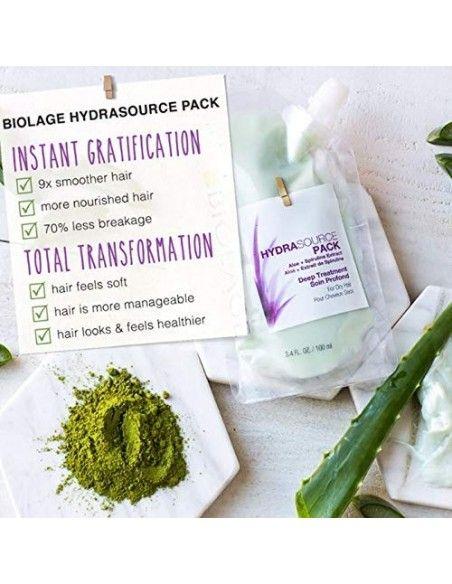 Matrix Biolage Hydrasource Deep Treatment Maschera Idratante 100 ml