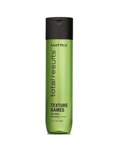 Matrix Total Results Texture Games Shampoo 300 ml