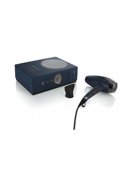 Ghd Phon Helios Blu + Elastico Invisibobble Original Nero x 3 pz