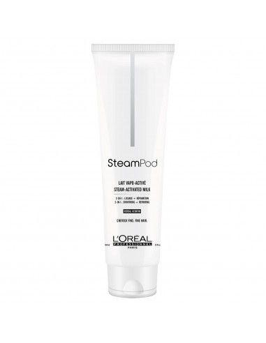 L'Oreal Steampod Soin Protezione Calore Capelli Fini 150 ml