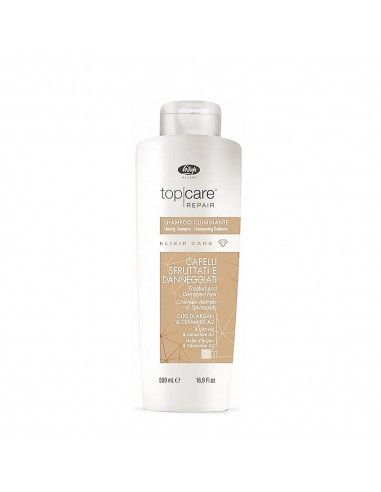 Lisap Elixir Care Shampoo Capelli Danneggiati 500 ml