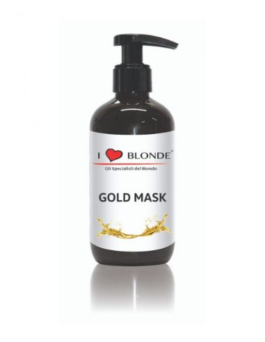 I Love Blonde Gold Mask 250 ml