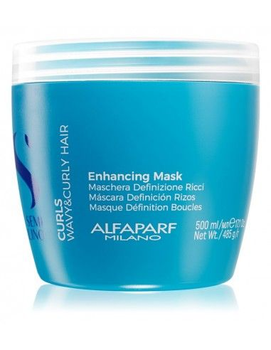 Alfaparf Milano Semi Di Lino Curls Mask 500 ml