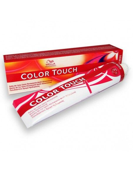Color Touch Vibrant Reds senza ammoniaca 60ml