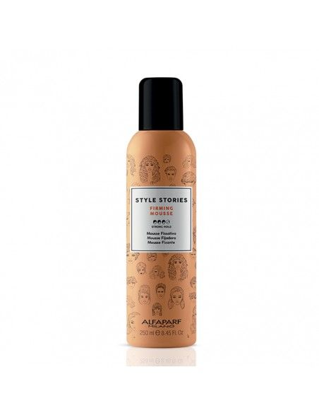 Alfaparf Style Stories Firming Mousse 250 ml