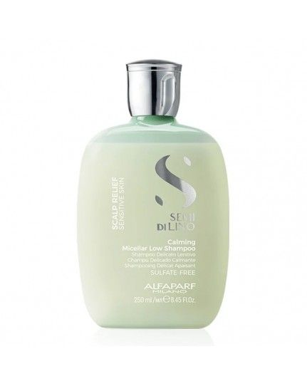 Alfaparf Semi Di Lino Scalp Calming Micellar Low Shampoo 250 ml