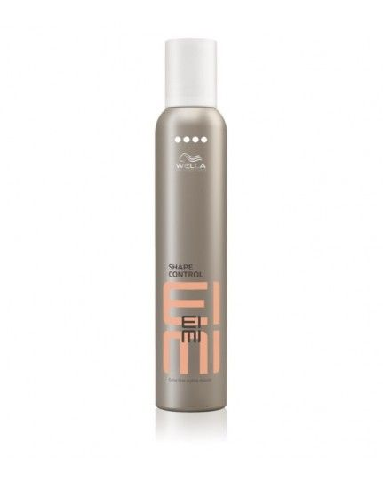 Wella Eimi Shape Control Mousse Extra Forte 500 ml