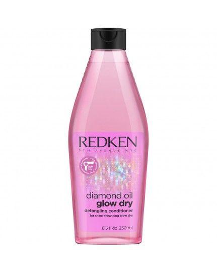 Redken Diamond Oil Glow Dry Detangling Conditioner 250 ml