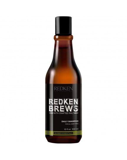 Redken Brews Daily Shampo 300 ml