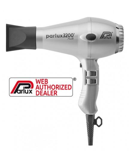 Parlux 3200 Plus Argento Phon Asciugacapelli