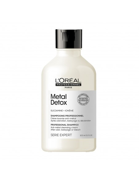 SCALP - METAL DETOX